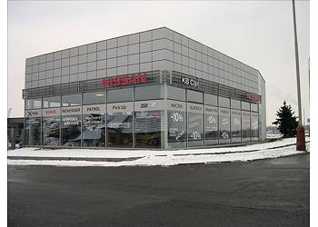 KB CAR (prodejce Nissan)