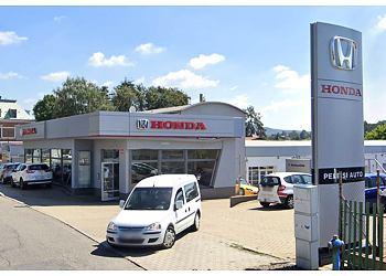 PELE.SI AUTO - autorizovaný prodejce HONDA a MAZDA