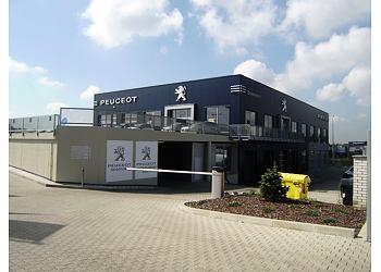 Domanský s.r.o. - autorizovaný prodejce PEUGEOT (Praha -Černý Most)
