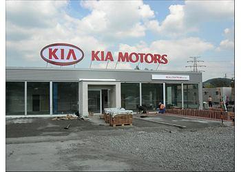 REALCENTRUM Cars pod Holoměří (auto - pneu servis Kia)