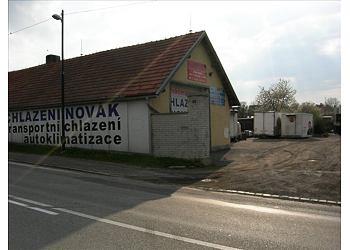 Novák Ivan - chlazení