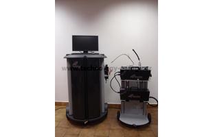 Infraanalyzátor a kouřoměr BRAIN BEE AGS + OPA sestava 04