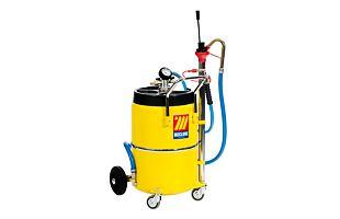 Pneumatická odsávačka vyjetého oleje MECLUBE 040-1424-000
