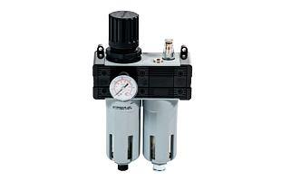 Redukční ventil MECLUBE 014-1048-B00 (1/2'', olejovač, filtr)