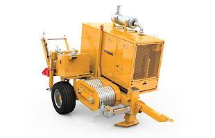 Digitální hydraulický stahovák TESMEC PL1450 (100 kN)