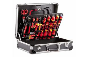 Kufr pro elektrikáře USAG 002 ME (20 ks)