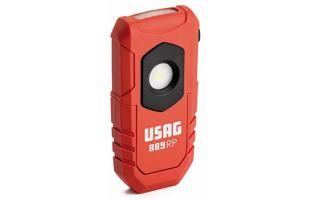 Kompaktní dobíjecí LED kontrolní svítilna USAG 889 RP