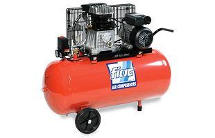 Pístový kompresor FIAC AB415/150/10 (10 bar, 150 l)