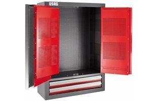 Skříň na nářadí USAG 502 R2V (2 zásuvky)