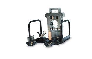 Hydraulický lis TESMEC PRT020 (184 t)