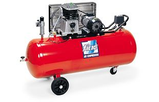 Pístový kompresor FIAC AB515/200/10 (10 bar, 200 l)