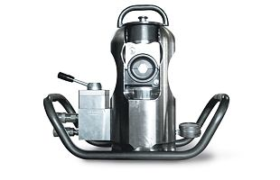 Hydraulický lis TESMEC PRT060 (120 t)