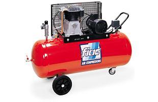 Pístový kompresor FIAC AB670/300/14 (14 bar, 270 l)