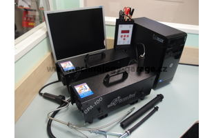 Infraanalyzátor a kouřoměr BRAIN BEE AGS + OPA sestava 02