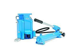 Hydraulický patkový zvedák OMCN 130/D (5 t)