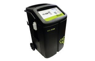 Přístroj na výměnu oleje v převodovkách Brain Bee AGC-8280