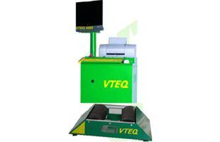 Tester měření rychlosti motocyklů VTEQ SPED 1000/1200