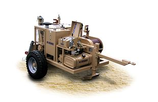 Hydraulický stahovák TESMEC ARS522 (50 kN)