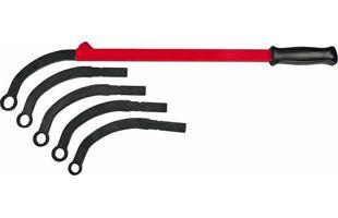 Sada 12-ti hranných klíčů USAG 435 E/S5 na napínáky řemene