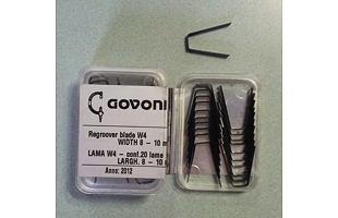 Prořezávací nůž dezénu GOV 360003004 (8 - 10 mm)