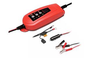 Nabíječka autobaterií ELECTROMEM HF 500 RED (12 V)