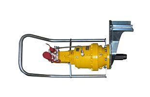 Hydraulická jednotka pohonu TESMEC TIH