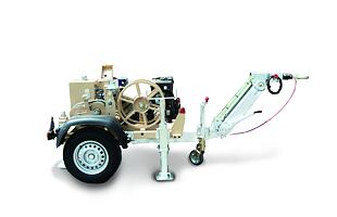 Hydraulický stahovák TESMEC ARS200 (15 kN)