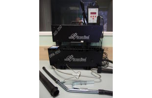 Infraanalyzátor a kouřoměr BRAIN BEE AGS + OPA sestava 01