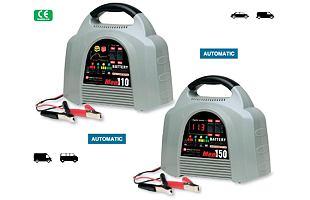 Nabíječka autobaterií ELECTROMEM MEM 110 (12 V)