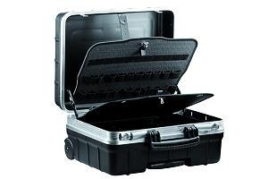Kufr na nářadí s kolečkami USAG 001 TRV (prázdný)