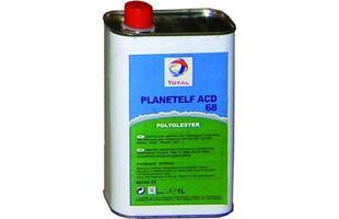 Kompresorový syntetický olej TOTAL POE 68