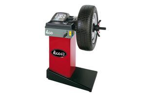 Vyvažovačka kol TECO 62 s LED (bez krytu kola)