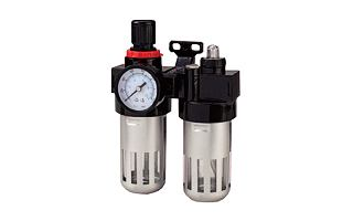 Redukční ventil JBM 53066 (1/4'', olejovač, filtr)