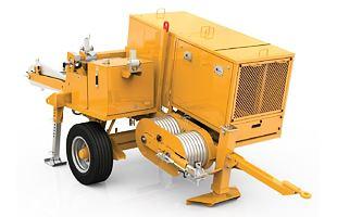 Digitální hydraulický stahovák TESMEC PL1250 (50 kN)