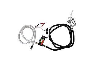 Elektrické čerpadlo na naftu s výdejní postolí JBM 53609 (12 V)