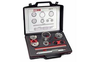 Souprava nástrojů USAG 1350 F1 pro demontáž/montáž silentbloků