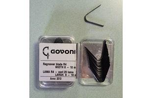Prořezávací nůž dezénu GOV 360003008 (6 - 8 mm)