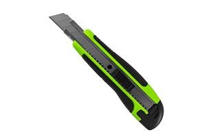 Profesionální nůž s odlamovací čepelí JBM 51909