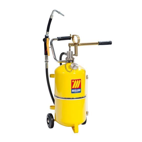Pojízdná plnička oleje MECLUBE 027-1326-000