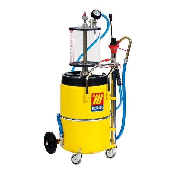 Pneumatická odsávačka vyjetého oleje MECLUBE 040-1434-000