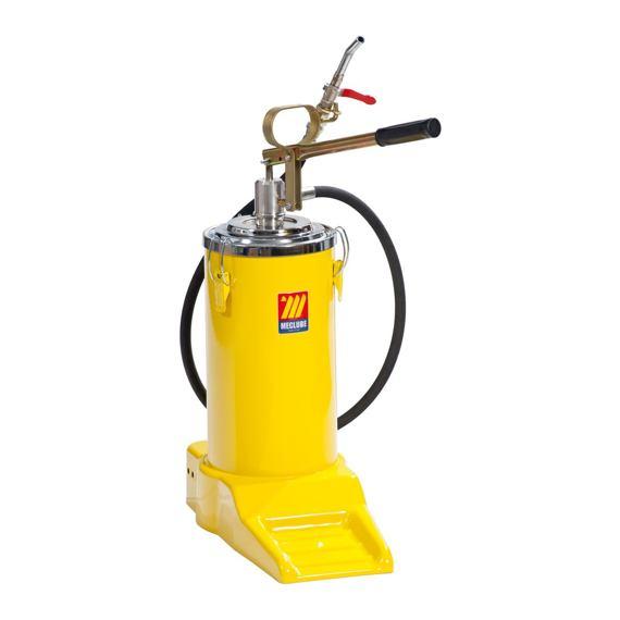Přenosná plnička oleje MECLUBE 027-1320-000