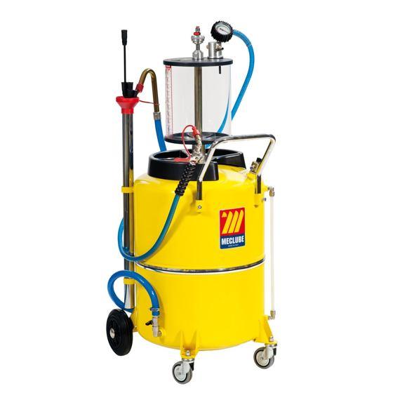 Pneumatická odsávačka vyjetého oleje MECLUBE 040-1438-000
