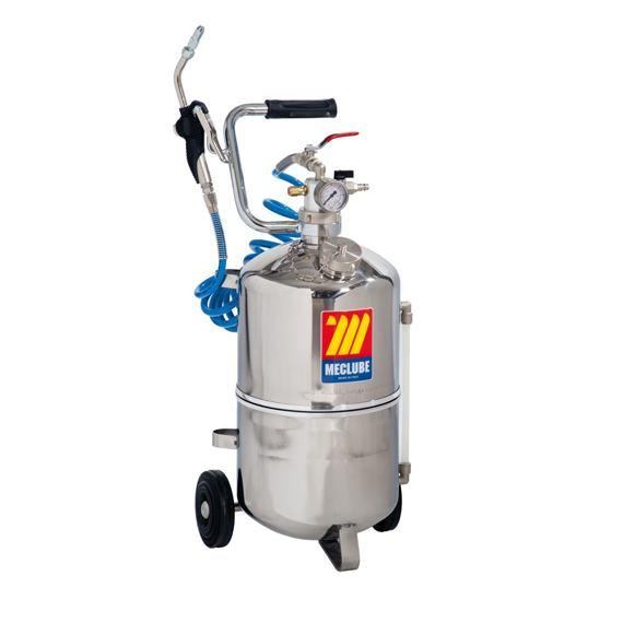 Pojízdná pneumatická plnička oleje MECLUBE 027-1307-000