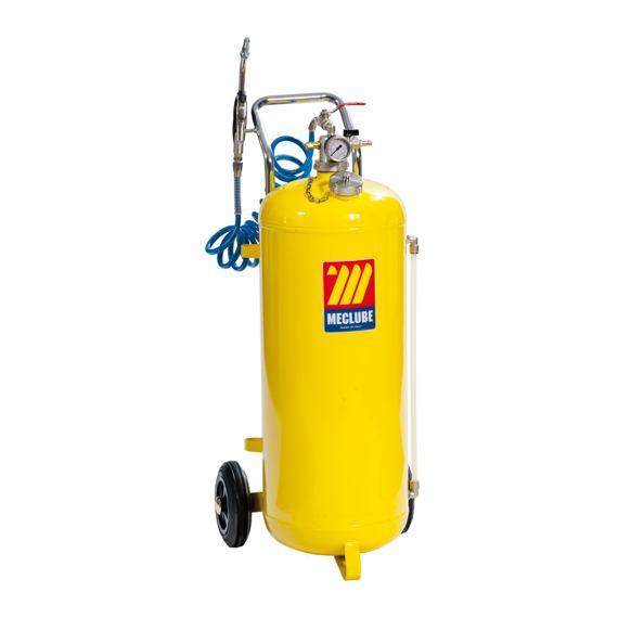 Pojízdná pneumatická plnička oleje MECLUBE 027-1310-000
